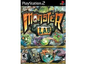 Playstation 2 Monster Lab - PS2