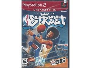 Playstation 2 NBA Street PS2