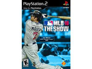 PS2 MLB 10: The Show