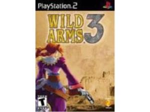 Playstation 2 Wild Arms 3 PS2