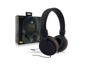28380a0a91c Sentry Black Diamond HeadPhones Digital Stereo ...