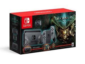 nintendo switch console diablo iii eternal collection edition bundle