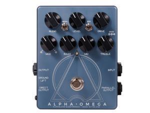 Darkglass Electronics Alpha Omega AO Bass Preamplifier Pedal