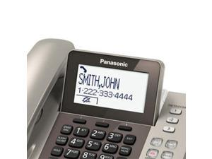 Panasonic KX-TGF352N  Corded/Cordless Phone and Answering Machine, 2 Cordless Handsets