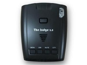 Rocky Mountain Radar The Judge 2.0 THE JUDGE LASER/RADAR DETECTOR & SCRAMBLER