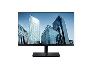 "Samsung S24H850QFN 24"" (23.8"" Actual size) Quad HD 2560 x 1440 2K Resolution 5ms DisplayPort USB Type-C HDMI AMD FreeSync Flicker-Free LED Backlit LCD Monitor"