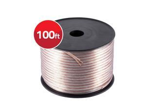 Speaker Wires - Flat, Compact, 16AWG & More - Newegg com