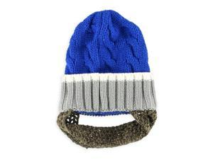 3de96dfd9d4 Aeropostale Mens Novelty Beard Beanie Hat ...