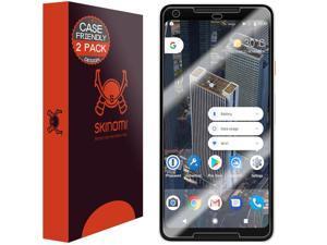 Skinomi Black Carbon Fiber Full Body Skin Compatible with Nokia Lumia 1520 TechSkin with Anti-Bubble Clear Film Screen Protector Full Coverage