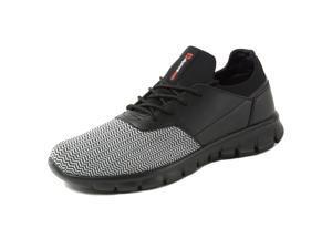 buy online 9ccf0 83aaf Alpine Swiss Leo Men Sneakers Flex Knit Tennis Shoes ...