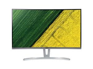 "Acer ED273 wmidx 27"" Curved FreeSync 1080P 75Hz Gaming Monitor, 4ms, 3,000:1 Contrast, 2 x 2W Speakers, VGA, DVI, HDMI, ..."