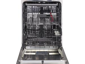 G.E.  16 Place Setting Fully Integrated Stainless Dishwasher