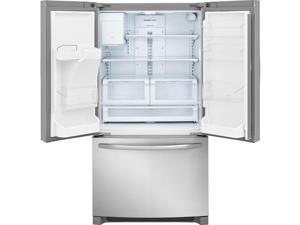 Frigidaire  26.8 Cu. Ft. Stainless Steel French Door Refrigerator