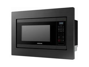 "Samsung 30"" Black Stainless Built-in Microwave Trim Kit"