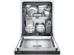 Bosch  500 Series Fully Integrated Black Dishwasher