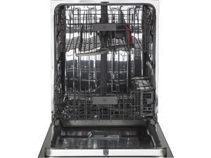 G.E. 46 dB Black Slate Built-In Dishwasher