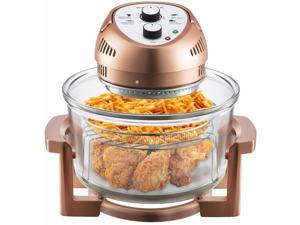 Big Boss 16 Qt. Electric Air Fryer - Copper