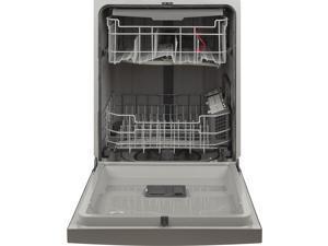 G.E. 50 dB Slate Built-In Dishwasher
