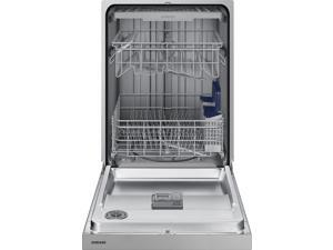 Samsung 51dB Stainless Built-In Dishwasher with Third Rack
