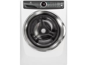 Electrolux EFLS527UIW 4.3 Cu. Ft. White Front Load Washer with Steam
