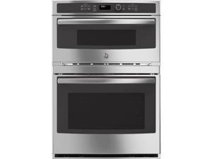 "General  Electric  JT3800SHSS:  GE  ®  30""  Built-In  Combination  Microwave/Thermal  Wall  Oven"