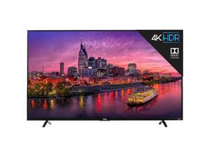 "TCL 55"" P-Series 4K UHD Dolby Vision HDR Roku Smart TV"