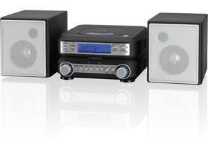 NEW GPX HC221B HORIZONTAL AM/FM/CD PLAYER (PERSONAL AUDIO)