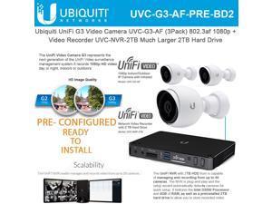 Ubiquiti Networks UVC-G3-PRO Network Camera Safety