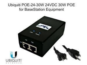 Ubiquiti POE-24-30W 24V DC 30W PoE for BaseStation Equipment