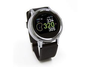 GolfBuddy WTX+ Smartwatch Golf GPS 2018 Black (WTX PLUS)
