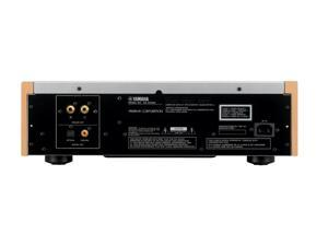 Yamaha CD-S1000 Natural Sound Super Audio CD Player (Black)