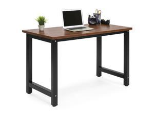 27239c7d09a Best Choice Products Large Modern Computer Table Writing Desk Workstation  for Home and ...