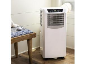 Best Choice Products 3-in-1 10,000 BTU Air Conditioner Cooling Fan Dehumidifier for Up to 200 Sq. Ft. w/ Remote Control