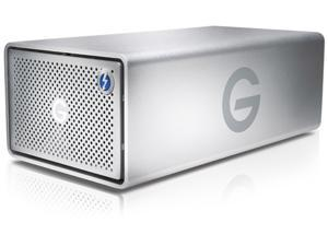 G-Technology G-RAID Removable Thunderbolt 3 20TB Hard Drives - Desktop External 0G05763 Silver