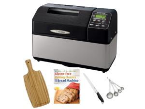 Zojirushi BB-CEC20 Home Bakery Supreme Breadmaker and Accessory Bundle
