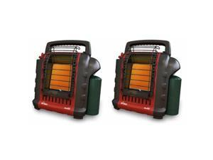 Mr. Heater MH9BX Portable Buddy Heater (2-Pack)
