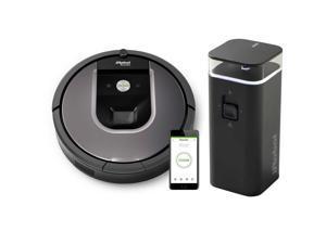 iRobot Roomba 960 Robot Vacuum with Extra Dual Mode Virtual Wall Barrier