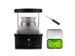 Source Turbo by ExtractCraft Botanical Extractor with Cutter and Concentrate Kit