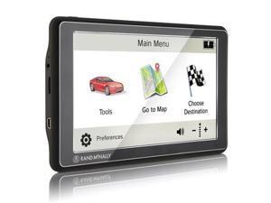 Rand McNally Road Explorer 7 Advanced Car GPS w/Multi-Stop Trips