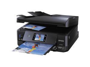 Epson XP-830 Wireless Color Photo Printer Scanner, Copier & Fax