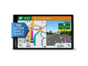 Garmin DriveSmart 61 LMT-S, 6.95 GPS Navigator, Free Map & Traffic Updates