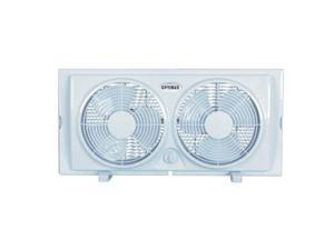 Optimus F-5280 Twin Window Fan