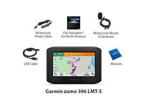 75248c811c3 Garmin Zumo 396 LMT-S 4.3 Inch Touch Screen GPS Navigation System