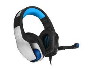 Hunterspider V-4 3.5mm Wired Gaming Headsets Over Ear Headphones Noise Canceling Earphone with