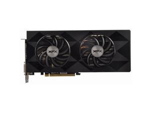 XFX R9 390P 8DB6 Radeon R9 390 Graphic Card   1.05 GHz Core   8 GB GDDR5 SDRAM   PCI Express 3.0   Dual Slot Space Required   512 bit Bus Width   CrossFire   Fan Cooler   DirectX 12, Mantle   HDMI   D