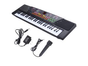 Learning & Educational 54 Keys Music Electronic Keyboard Kid Electric Piano Organ W/Mi LED Display
