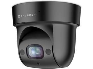 Amcrest ProHD Indoor WiFi PTZ (4X Optical Zoom) 1080P Wireless IP Camera, 98ft Night Vision, Pan/Tilt/4x Motorized Zoom, Wide 116° Viewing Angle, 2-Megapixel (1920TVL), Sentinel Wi-Fi, IP2M-846 Black