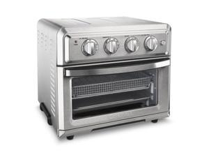 Cuisinart TOA-60 Air Fryer Toaster Oven, Stainless Steel