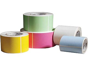 Intermec E22977-32 Receipt Paper,4.375 x 1700, Dt, 32 Rolls Per Case,For PB42