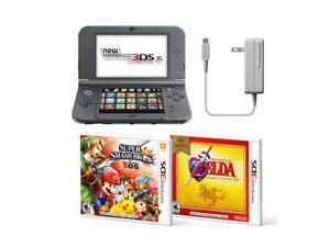 Nintendo 3DS XL Handheld System Bundle
